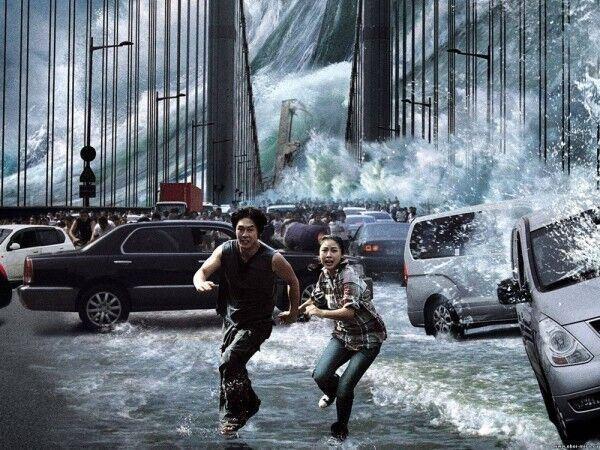 Mơ thấy sóng thần nhanh tay đánh cặp số tài lộc nào?
