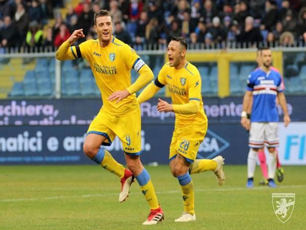 Nhận định bóng đá Frosinone vs Reggiana (22h00 ngày 2/4)