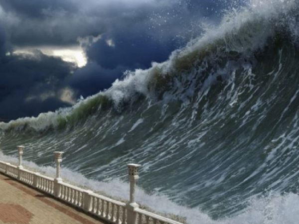 Nằm mơ thấy sóng thần có điềm báo gì, có ý nghĩa gì