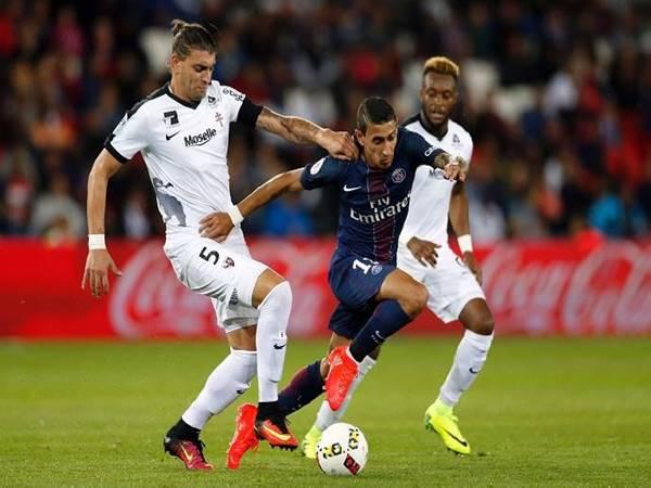 Soi kèo bóng đá giữa Metz vs PSG, 2h00 ngày 23/9